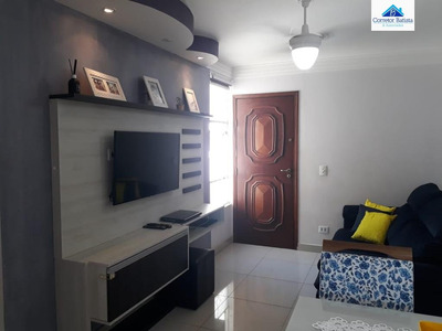 Apartamento A Venda No Bairro Vila Padre Manoel De Nóbrega - 1895-1