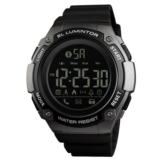 Moderno Pu Cinto Inteligente Relógio Eletrônico Multi Coraçã