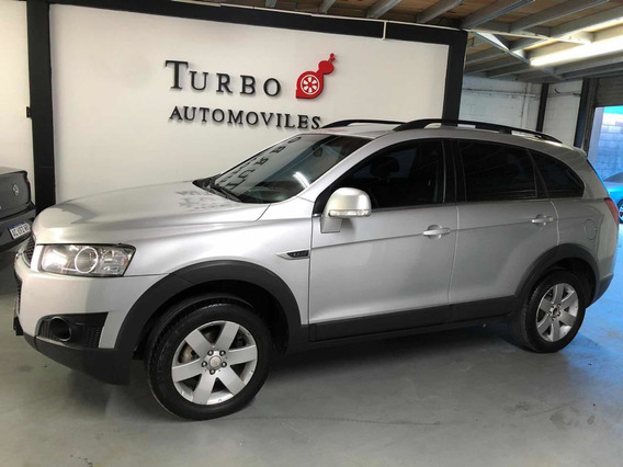 Chevrolet Captiva 2.4 Ls Mt Fwd 167cv 2013