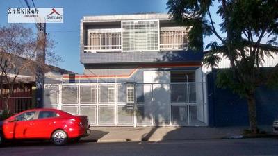 Galpão Comercial Para Locação, Vila Carrão, São Paulo. - Ga0066