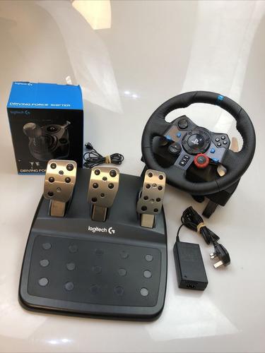 Imagen 1 de 1 de Logitech G29 Steering Racing Wheel With Pedals & Driving
