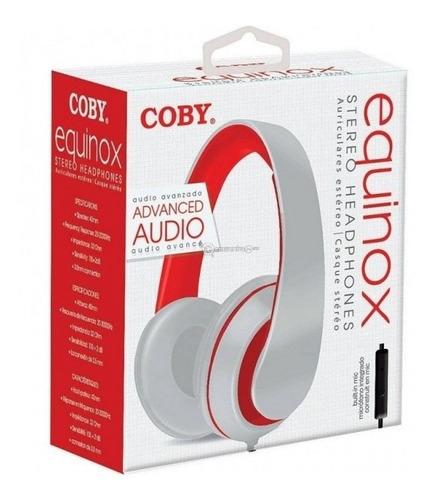 Audifono Con Microfono Coby, Equinox