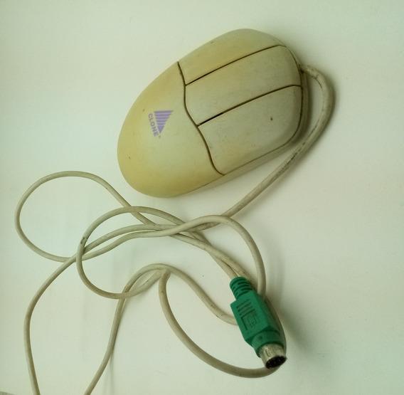 Mouse Antigo Clássico Para Colecionador