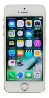 iPhone 5s 32gb Dourado - Excelente Qualidade - Sem Touch Id