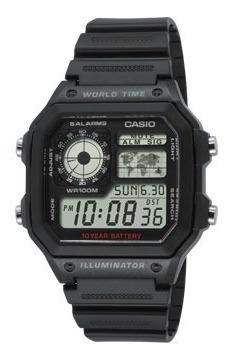 Para Ae Reloj Casio De 1a Mercado 1200wh En Hombre 6Y7vbfyg