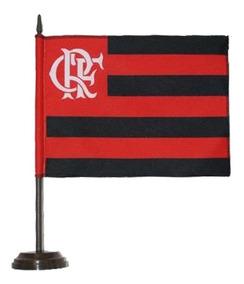 Bandeira Flamengo Tradicional Mesa Un
