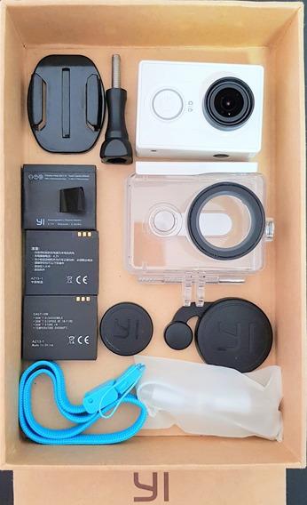 Xiaomi Yi Câmera De Ação 2k Super Hd + Kit De Acessórios