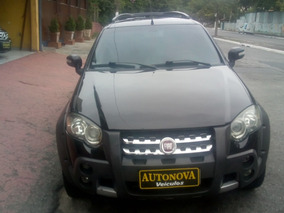 Fiat Palio Adventure 1.8 Locker 2010 Flex Dualogic 5p Nova
