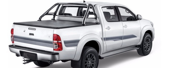 Calcomania Toyota Hilux Limited Sr Dx Franjas Lateral Oracal