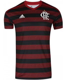 Camisa Flamengo 19/20 Uniforme 1 Pronta Entrega Envio 24hrs
