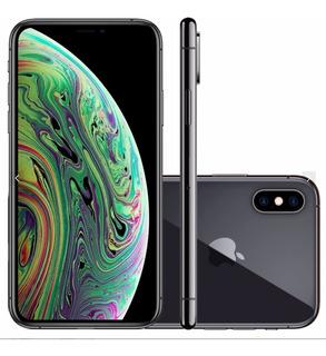 iPhone Xs Max 256gb 1 Ano De Garantia Original Apple Esim
