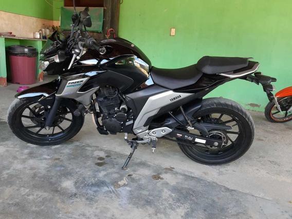 Fazer 250 Yamaha Fz25 2018/2019