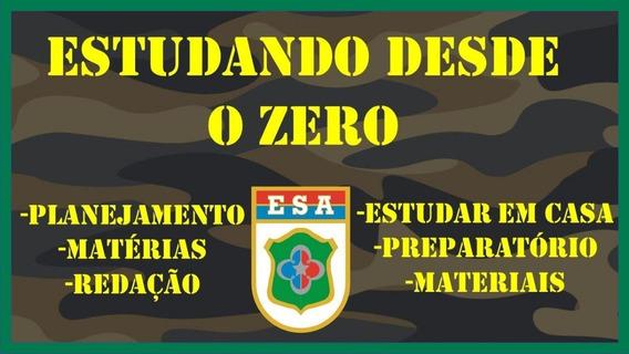Esa Escola De Sargento Das Armas (material Rico Em Detalhes)