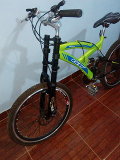 Bicicleta Customizada / Tuning (customized Bicycle), Usada