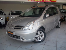 Nissan Livina Sl 1.8 16v Aut. Flex 4p 2013