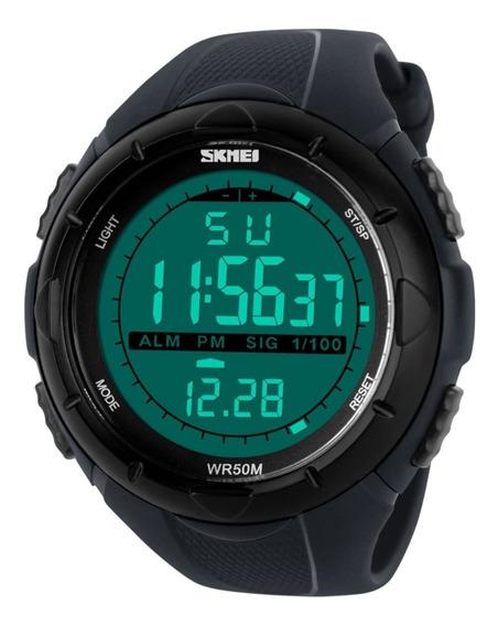 Relógio Skmei 1025 Digital Esportivo Multifuncional Academia