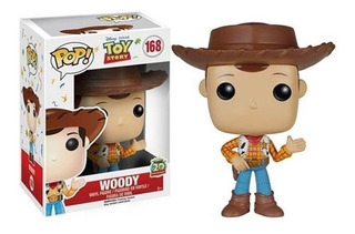 Funko Pop Woody #168 20 - Toy Story 4