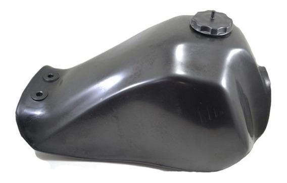 Tanque Combustível Plastico Dt 180 X Cell Branco Preto Verme