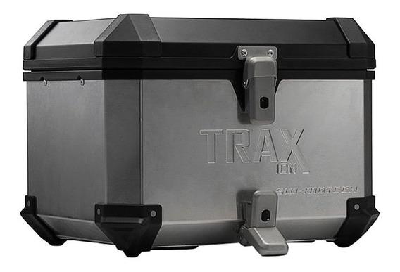 Maleta Trasera Para Moto Sw Motech Trax Ion Aluminio 38l