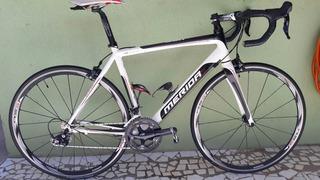 Bicicleta Speed Merida Hfs 905 Tam L 56cm *brinde Sapatilha
