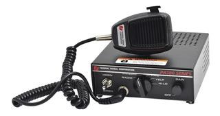 Sirena Pa300 Con Microfono Desmontable De 100w