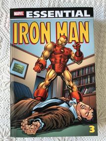 Iron Man Essential Vol. 3