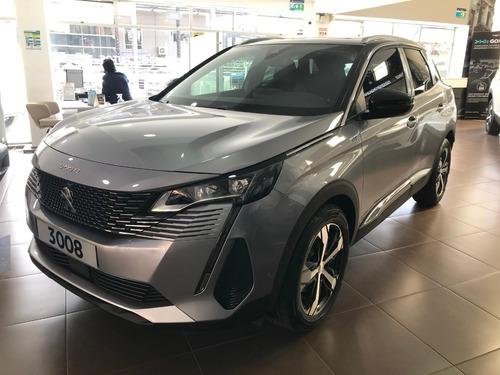 Peugeot 3008 Gt Line 1.6 Automatico  2022