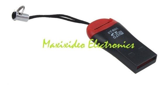Lector De Memorias Micro Sd Rápida Transmisión De Datos