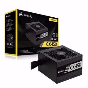Fonte Corsair Cx450 450w 80plus Bronze Atx12v Cp-9020120