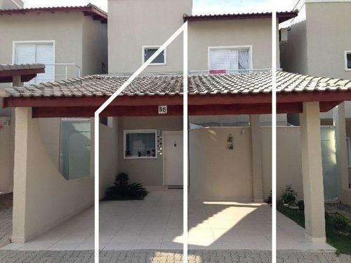 Imagem 1 de 10 de Casa À Venda, 3 Quartos, 1 Suíte, 2 Vagas, Central Parque Sorocaba - Sorocaba/sp - 6077