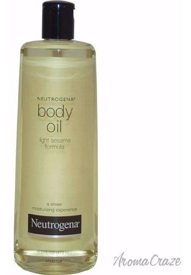Neutrogena Body Oil Oleo Corporal Sesame 473ml Importado