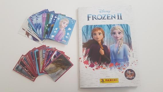 Estampas / Tarjetas. Album Panini: Frozen 2