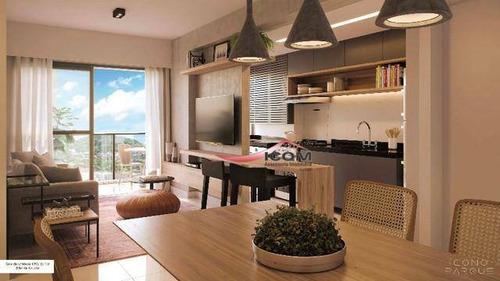 Apartamento À Venda, 73 M² Por R$ 1.386.000,00 - Flamengo - Rio De Janeiro/rj - Ap5218