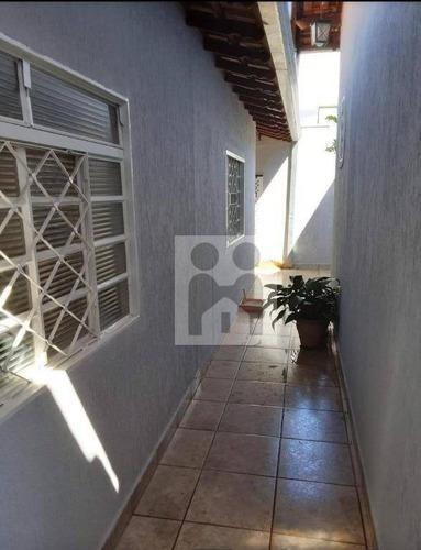 Linda Casa Com 3 Dormitórios, Sendo 1 Suíte À Venda, 180 M² Por R$ 350.000 - Jardim José Sampaio Júnior - Ribeirão Preto/sp - Ca0816