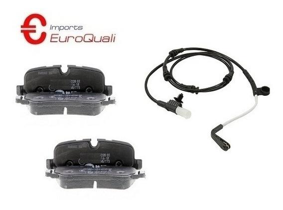 Pastilha Freio Tras. Sensor Land Rover Discovery 4 3.0 2012