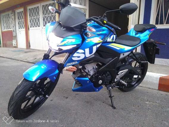 Vendo Hermosa Suzuki Gsx 150