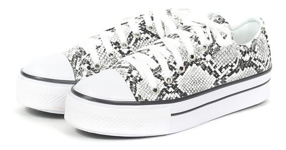 Zapatillas Mujer All Lona Joies