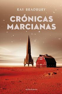 Crónicas Marcianas De Ray Bradbury- Minotauro