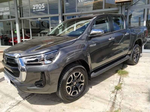Toyota Hilux 2021 2.8 Cd Srx 177cv 4x4 At