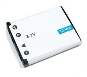 Bateria P/ Camera Digital Philco Pc14 Pr2 Pc14pr2 Preta Rosa