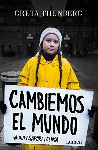 Cambiemos El Mundo - Greta Thunberg - Original Nuevo