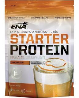 Starter Protein 400 Gr Ena Sport Proteína Desayuno