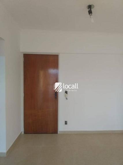Apartamento Com 1 Dormitório Para Alugar, 40 M² Por R$ 750/mês - Centro - São José Do Rio Preto/sp - Ap1952