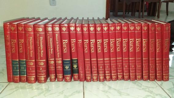 Enciclopédia Barsa - Ano 2002 (coleção Completa*)