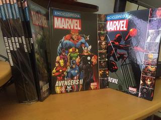 Enciclopedia Marvel Completa Y Sellada.