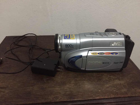 Filmadora Jvc 800 X Digital Zoom