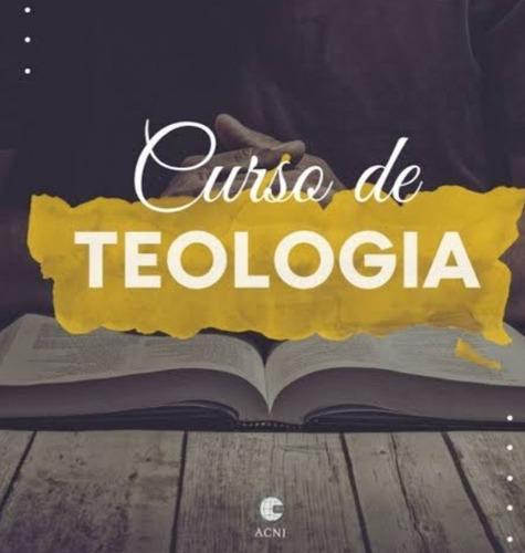 Imagem 1 de 1 de Curso Teologia Online