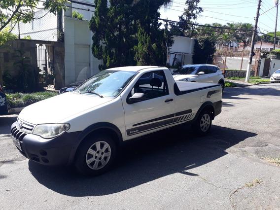 Strada 2012 1.4 Flex Ar Condicionado E Gnv