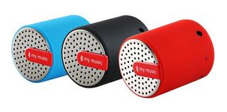 Encore Parlante Portatil Bateria Bluetooth Enzsuntw-m1