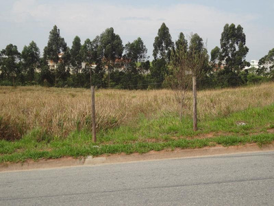 Área Industrial À Venda, Tamboré Polo Empresarial, Santana De Parnaíba. - Ar0412